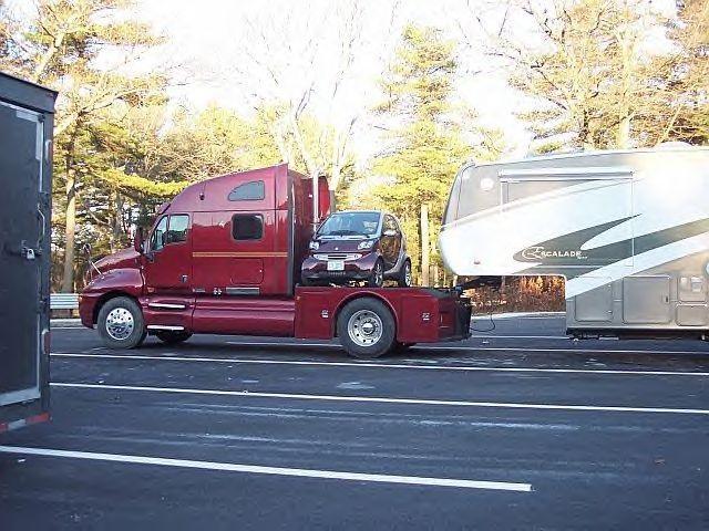 Semi Truck RV Conversion